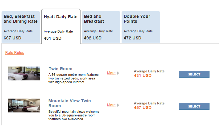 Whether it's actually worth $374 a night is open to debate...